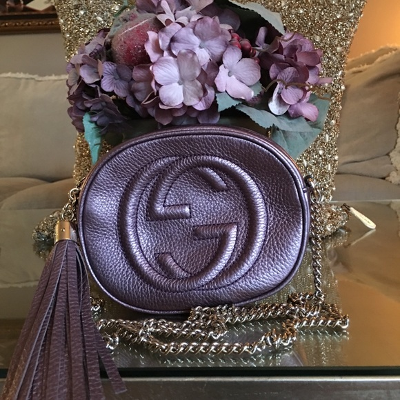 93950d0625f4 Gucci Bags   Soho Disco Shoulder Chain Bag Nwt Authentic   Poshmark
